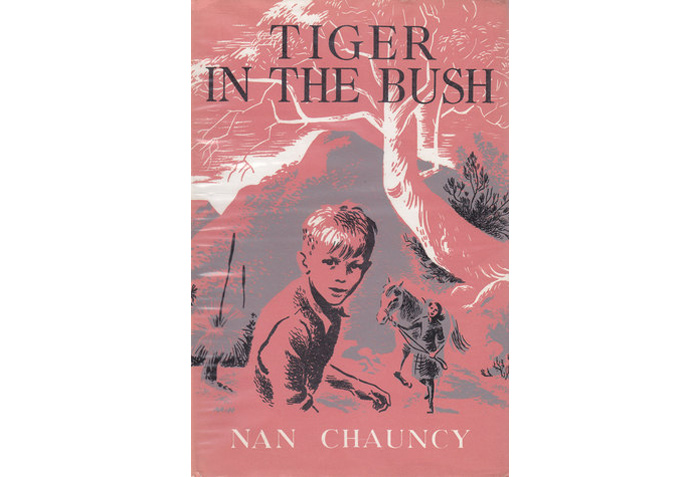 Cover of Tiger in the bush