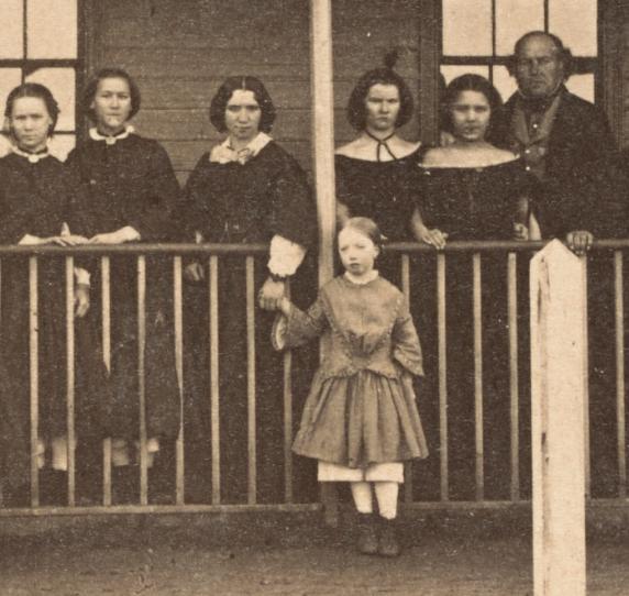 Miss Clarke's Seminary, Portland