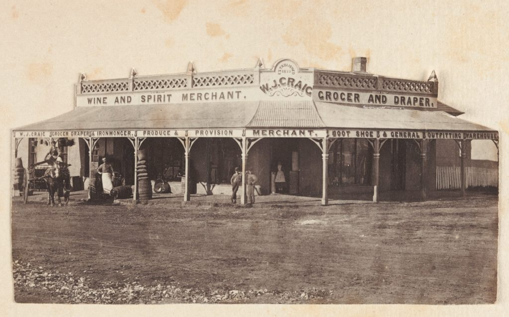 [Craig's general store - Queenscliff]