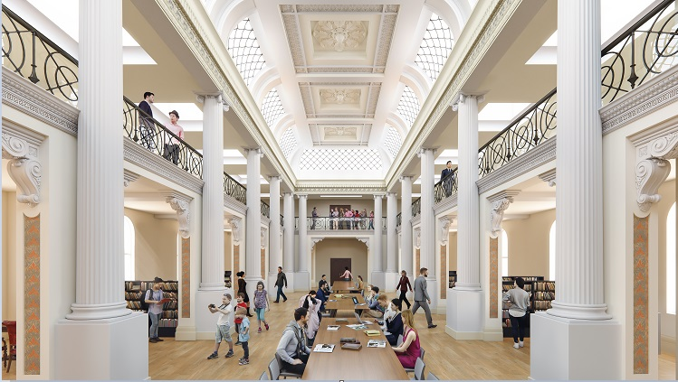 State Library Victoria to open its doors on 5 December