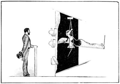 Thauma illusion