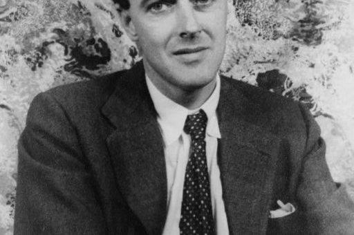 photograph of Roald Dahl
