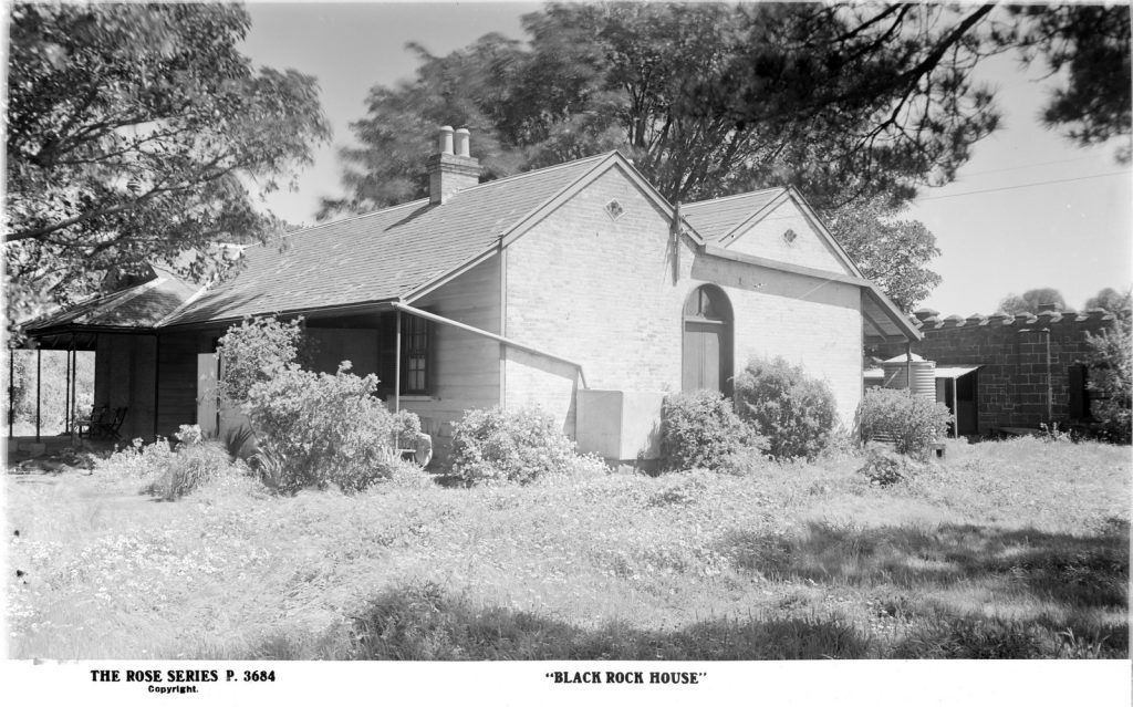 Black Rock House