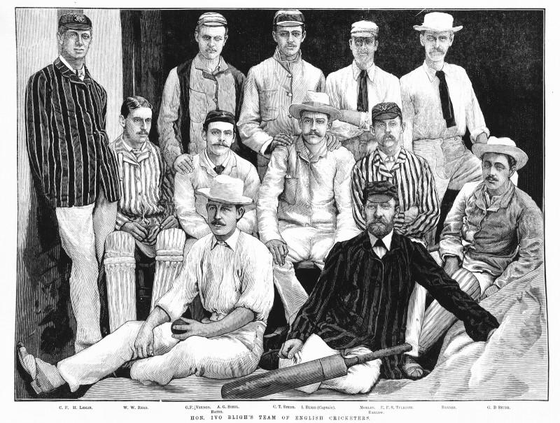Ivo Blighs team