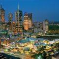 Night city Skyline, John Gollings