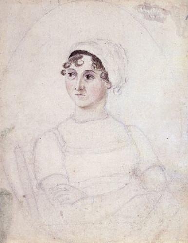 Sketch of Jane Austen