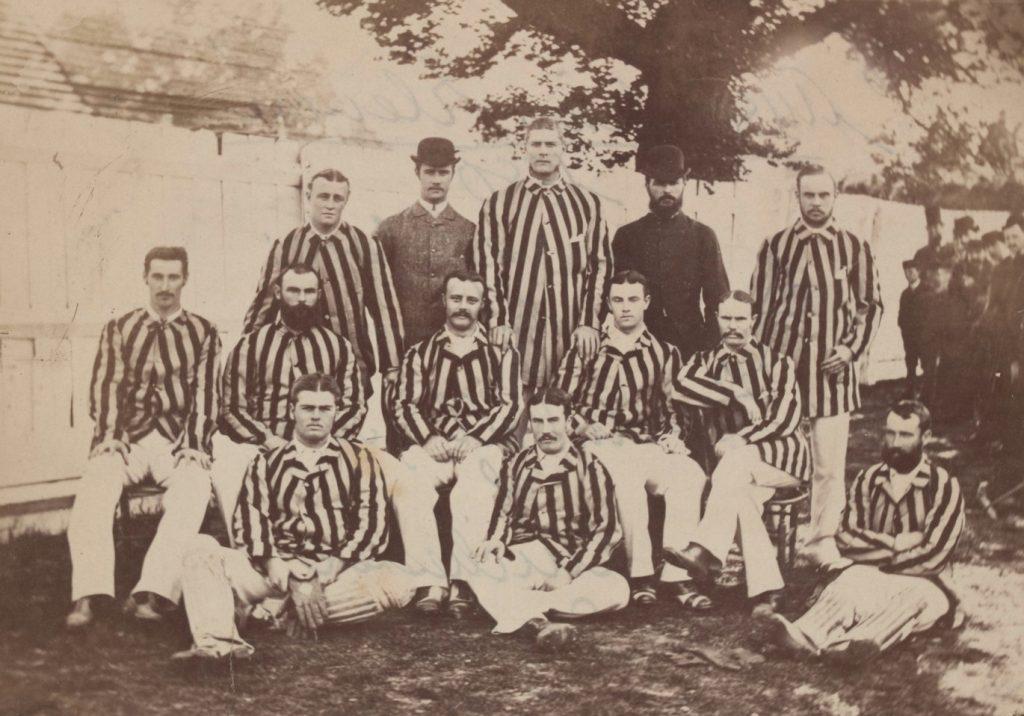Australian Test Team 1880