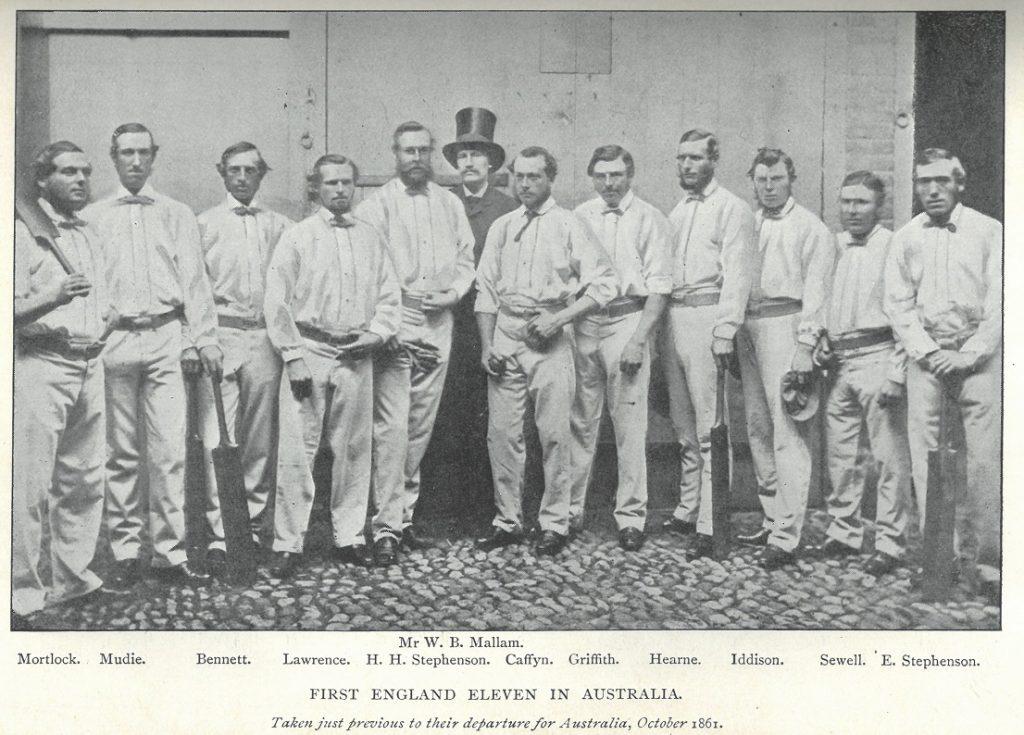 All England 11 1861