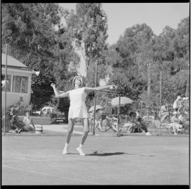 Country tennis in Victoria