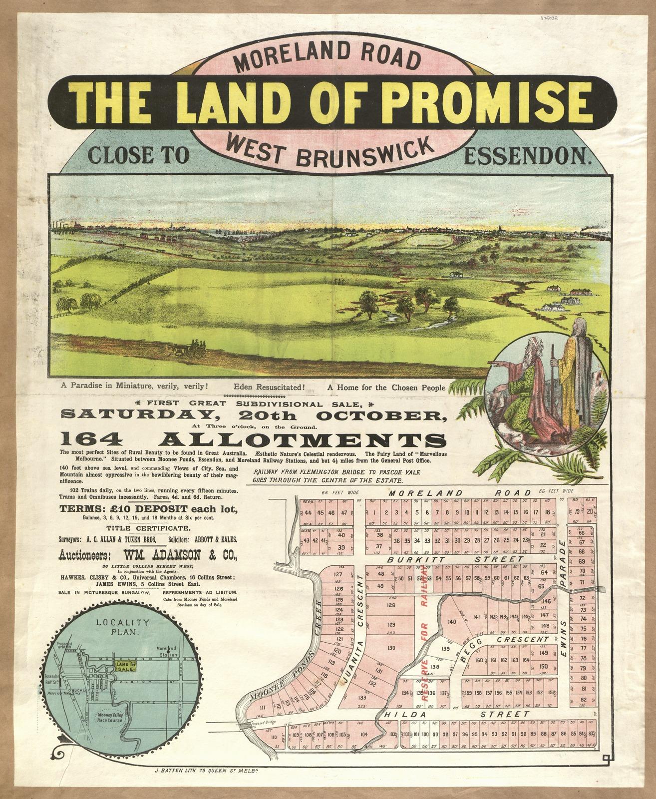 Brunswick_the Land of Promise